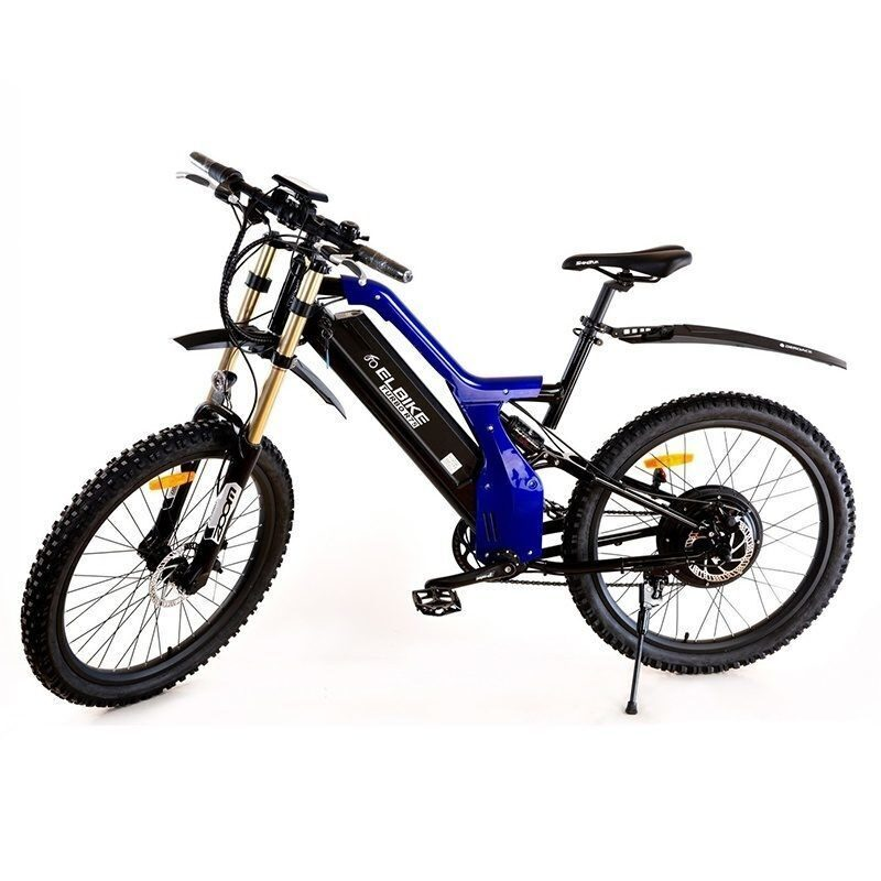 Электровелосипед Elbike TURBO R-75 Vip